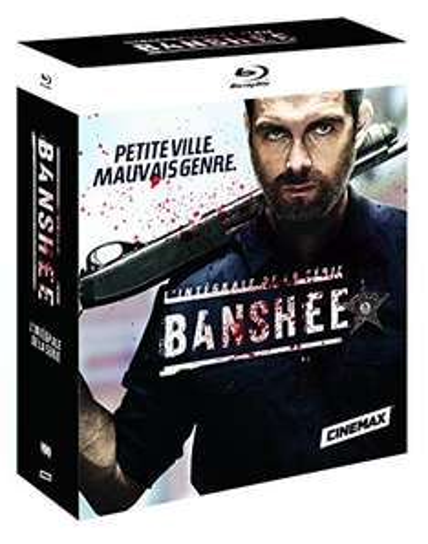 Banshee Staffeln 1-4 [Blu-Ray] (15 Discs) inkl. Vsk für 49,41 € > [amazon.fr] > Vorbestellung