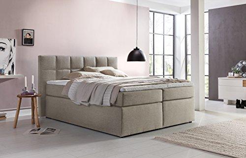 (Amazon) Wieder verfügbar - Boxspringbett Bea von Möbelfreude 20% auf viele Größen/Varianten, ab 775,92€