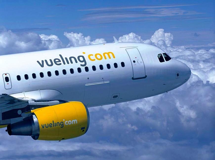 Vueling: Viele Strecken für 9,99€