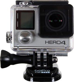 GoPro Hero 4 Silver Edition für 299€ versandkostenfrei [Saturn]