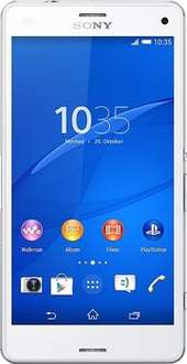 Sony Xperia Z3 Compact LTE (4,6 HD IPS, Snapdragon 801 Quadcore, 2GB RAm, 16GB eMMC, 20,7MP + 2,2MP Kamera, IP65/68, 2600mAh, Android 6) für 198,99€ [B-Ware] [Talk-Point]