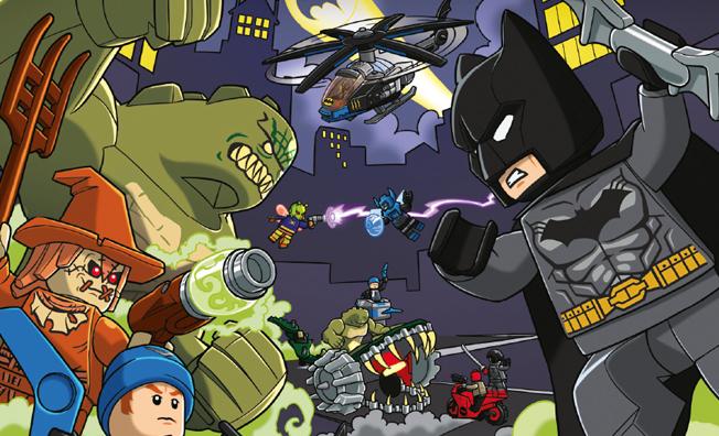 (digitales) Lego Batman DC Comic kostenlos [Lego]