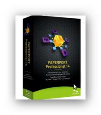 [Nuance.de] PaperPort Professional 14 - Sonderaktion bis 19.09.2016