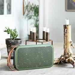 [Cyberport] B&O PLAY BeoPlay A2  Bluetooth Lautsprecher in grau/Gold oder grün