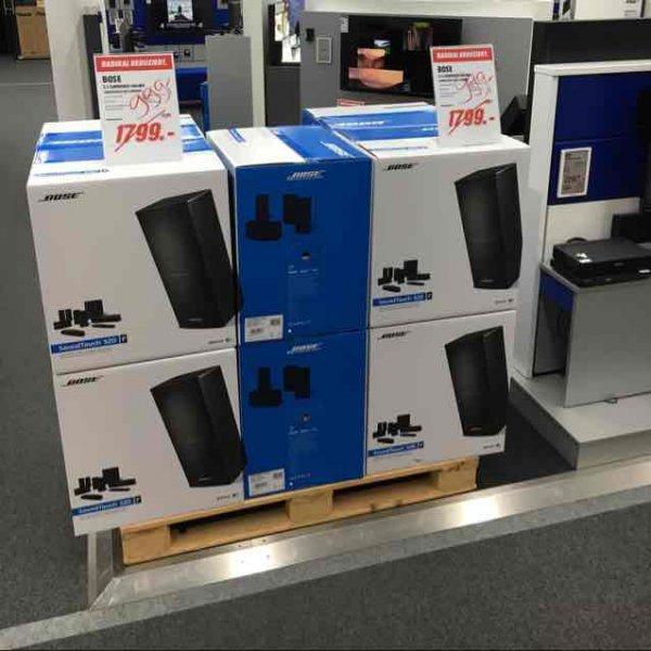 Bose Soundtounch 520 999,- Euro Mediamarkt München Haidhausen Lokal Bestpreis