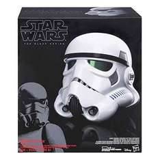Hasbro Star Wars Rogue One The Black Series Helm mit Stimmverzerrer Imperialer Stormtrooper [Vorbestellung]