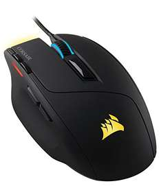 Corsair Gaming CH-9000111-EU SABRE 6400 DPI Optisch Gaming Maus