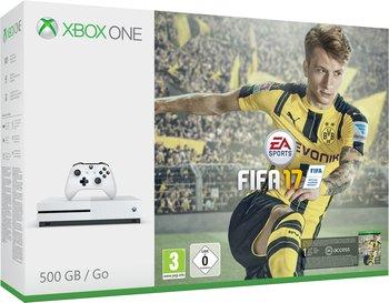 Xbox One S 500GB mit Fifa 17 für 279€ ab 22.09. [Müller]