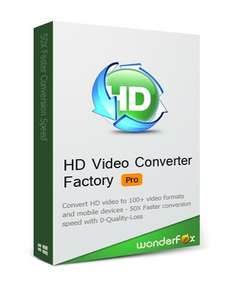 WonderFox HD Video Converter Factory Pro 10