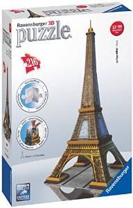 Ravensburger 3D Puzzle-Bauwerke je 9,98 Euro [Amazon-Prime]