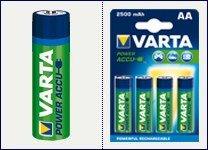 40x Varta Ready2use 2400mAh Akku (mit geringer Selbstentladung) für 23,13€ [Amazon Prime]