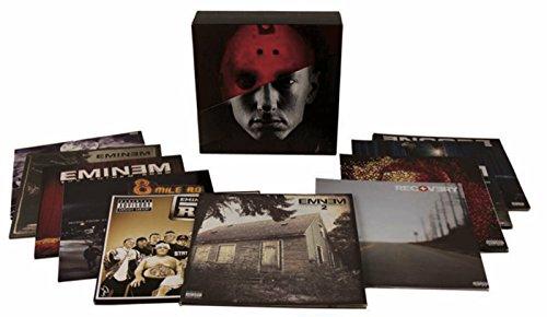 [Amazon.it] Eminem auf Vinyl, 10 Alben für 157,90€