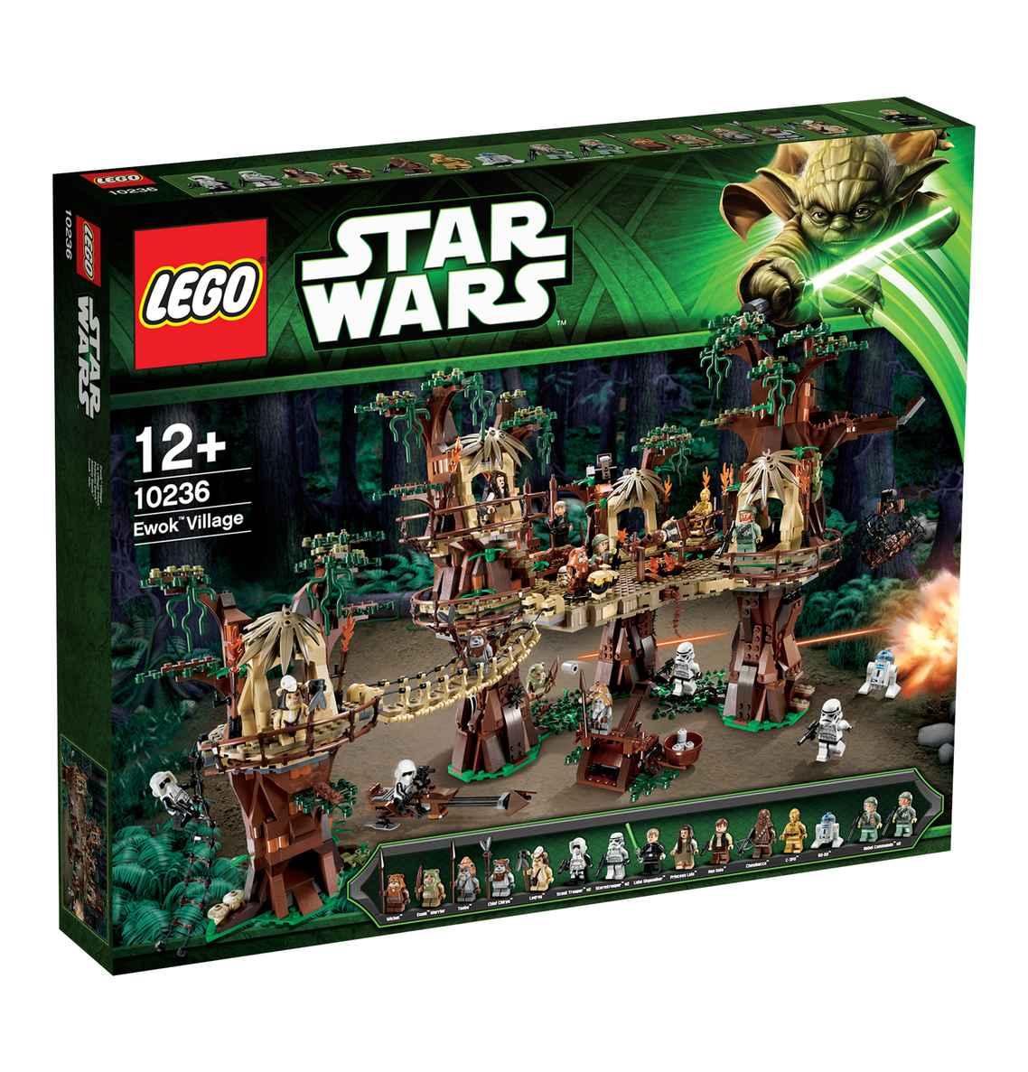Kaufhof.de - LEGO Star Wars Ewok Village 10236 - für 212,49 (+25,49€ Paybackpunkte = 186,96)
