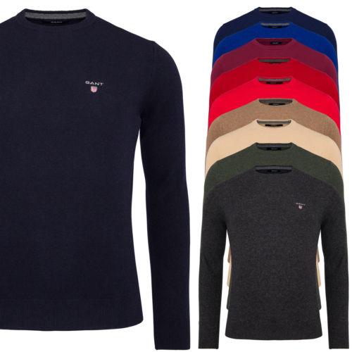 Ebay - Gant Pullover mit Kaschmiranteil -9 verschiedene Farben -M bis XXL