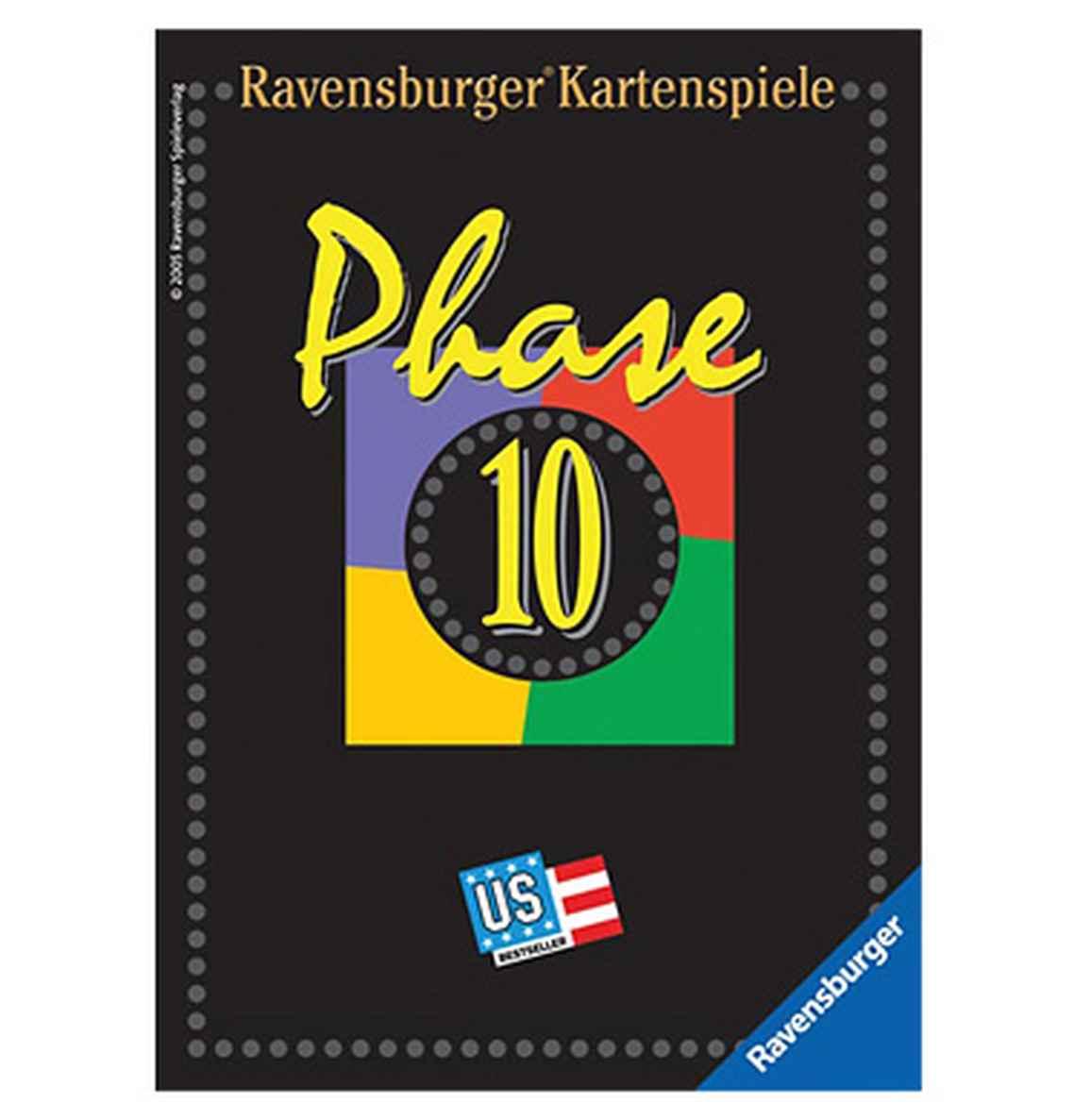 """""""Phase 10"""" für 6,39€ & """"Das verrückte Labyrinth"""" für 14,39€ [Galeria Kaufhof Abholung]"""