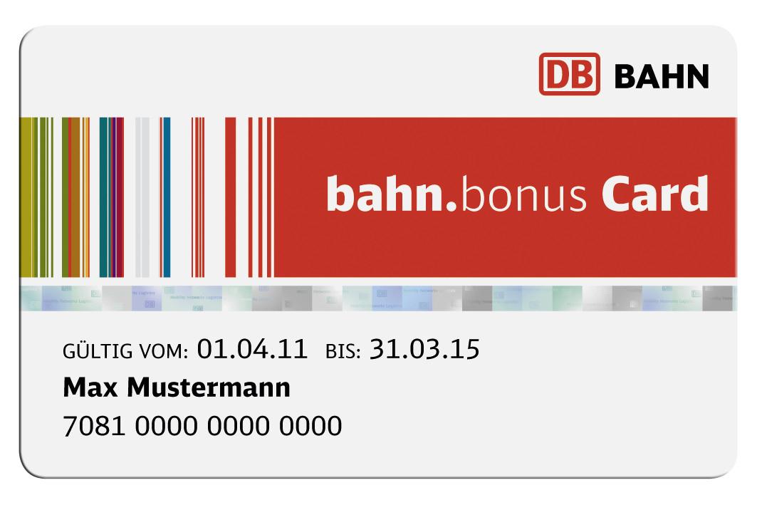 bahn.bonus 250 Prämienpunkte für lau