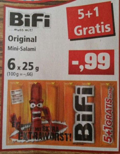[ Thomas Philipps ] KW 38 Bifi 6er Pack für 0,99€ / 100g = 0,66€