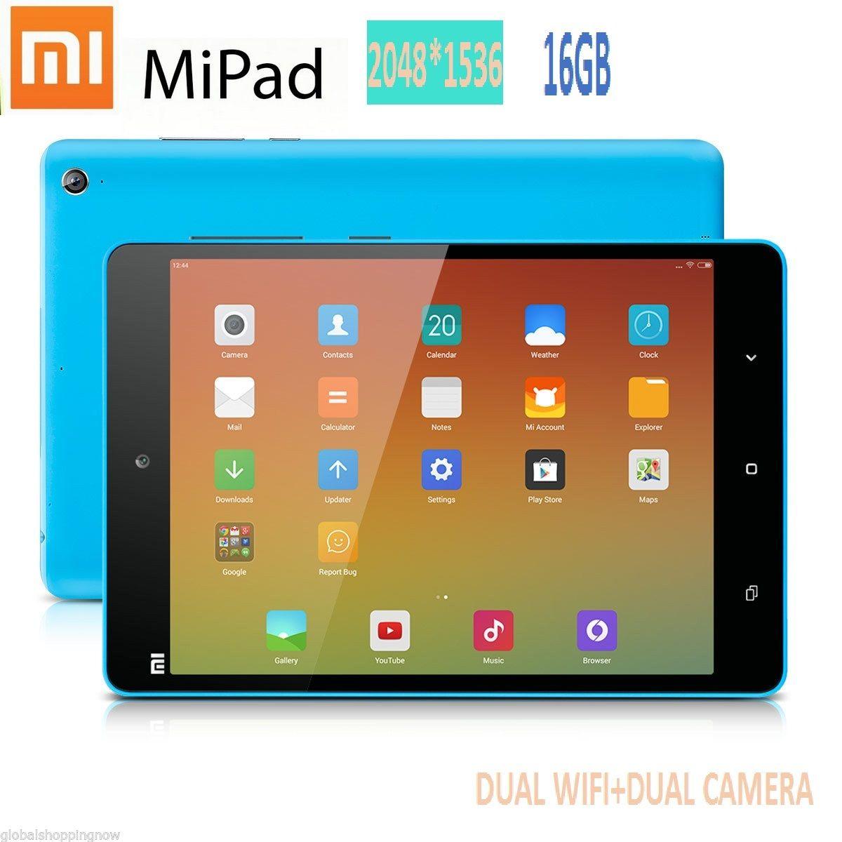 Xiaomi Mi Pad 16GB ROM BlueTegra K1