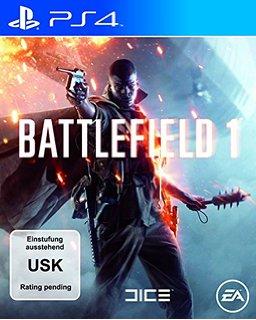 Battlefield One und FIFA17[PS4] für nur jeweils 54,45€[BESTANDSKUNDEN] bei zavvi vorbestellen
