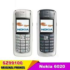 "(CN) Nokia 6020 mit Kamera ""Refurbished"" @ AliExpress"