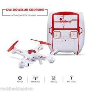 DWI Dowellin X6WF RTF Drone