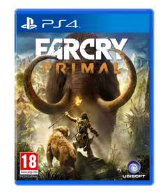 Far Cry: Primal - Special Edition (PS4/Xbox One) für 23,35€ (Amazon.it)