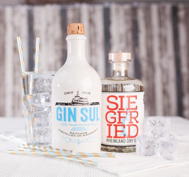 [Foodist] SIEGFRIED Rheinland Dry Gin 0,5l & Gin Sul 0,5l für 51,90 €