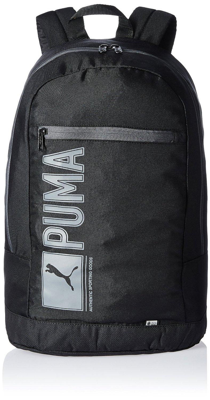 [Outlet46] PUMA Pioneer Backpack I Rucksack Schwarz für 9,99 Euro