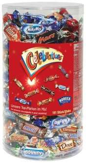 (Amazon Prime) Celebrations Box (1,5kg) für 13,99€