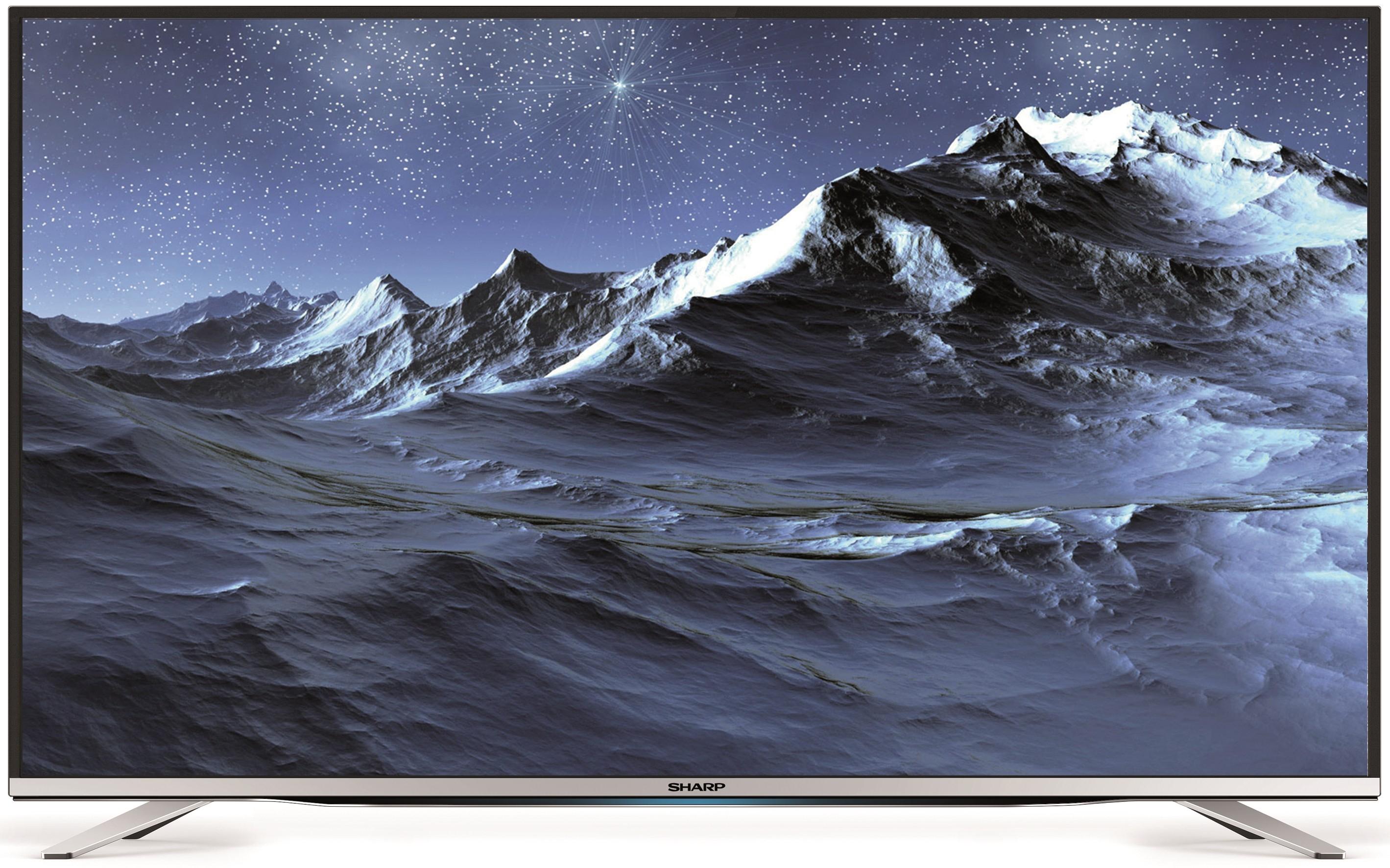 LED-Fernseher Sharp LC-55CFE6452E 55 Zoll