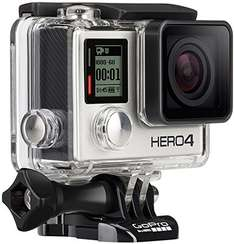 GoPro HERO4 Silver, 299€ bei AMAZON