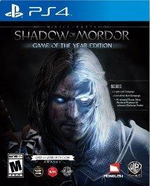 (Amazon.com) Mittelerde: Mordors Schatten - GOTY Edition (PS4/Xbox One) für 18,25€