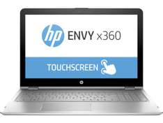 "[Studenten] HP ENVY x360-15-aq104ng (15"" Convertible, i7-7500U Kaby Lake, 256GB NVMe SSD, FHD IPS Touch, 8 GB RAM, WLAN-ac, Windows 10, 2,1 kg)"