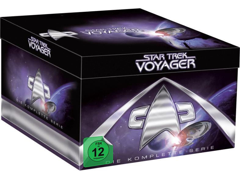 [Saturn Österreich] Star Trek - Voyager: Die komplette Serie (48 Discs DVD) für 52,-€ inc. Versand