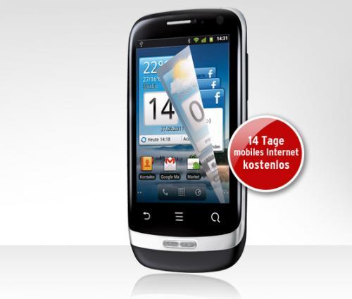 Huawei - Ideos X3 Smartphone (Android 2.3) NET-LOCK für €49,95 [@Tchibo.de]