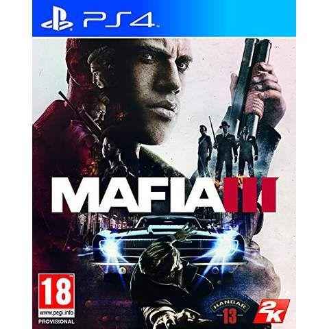 [AMAZON UK] Mafia 3 (PS4/XONE) für ~43,61€ inkl. Pre-Order Bonus (auch weitere Spiele->siehe Beschreibung)