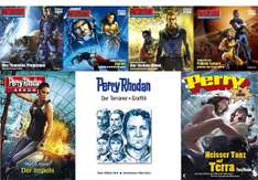 [Kindle] Perry Rhodan 3x Ebook & 4x Hörbücher Gratis @Amazon