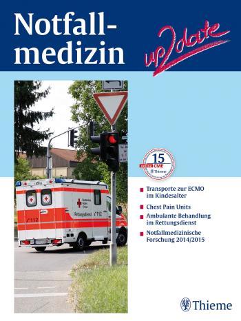 (Abo) Notfallmedizin Up2date 119 (WBA 99) statt 168 + 25 Euro Buchgutschein / Thieme (Rettungsmedizin)