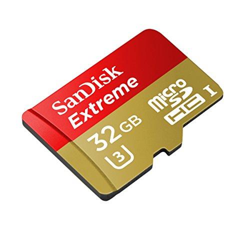 Amazon(Blitzangebot) - SanDisk Extreme 32GB microSDHC
