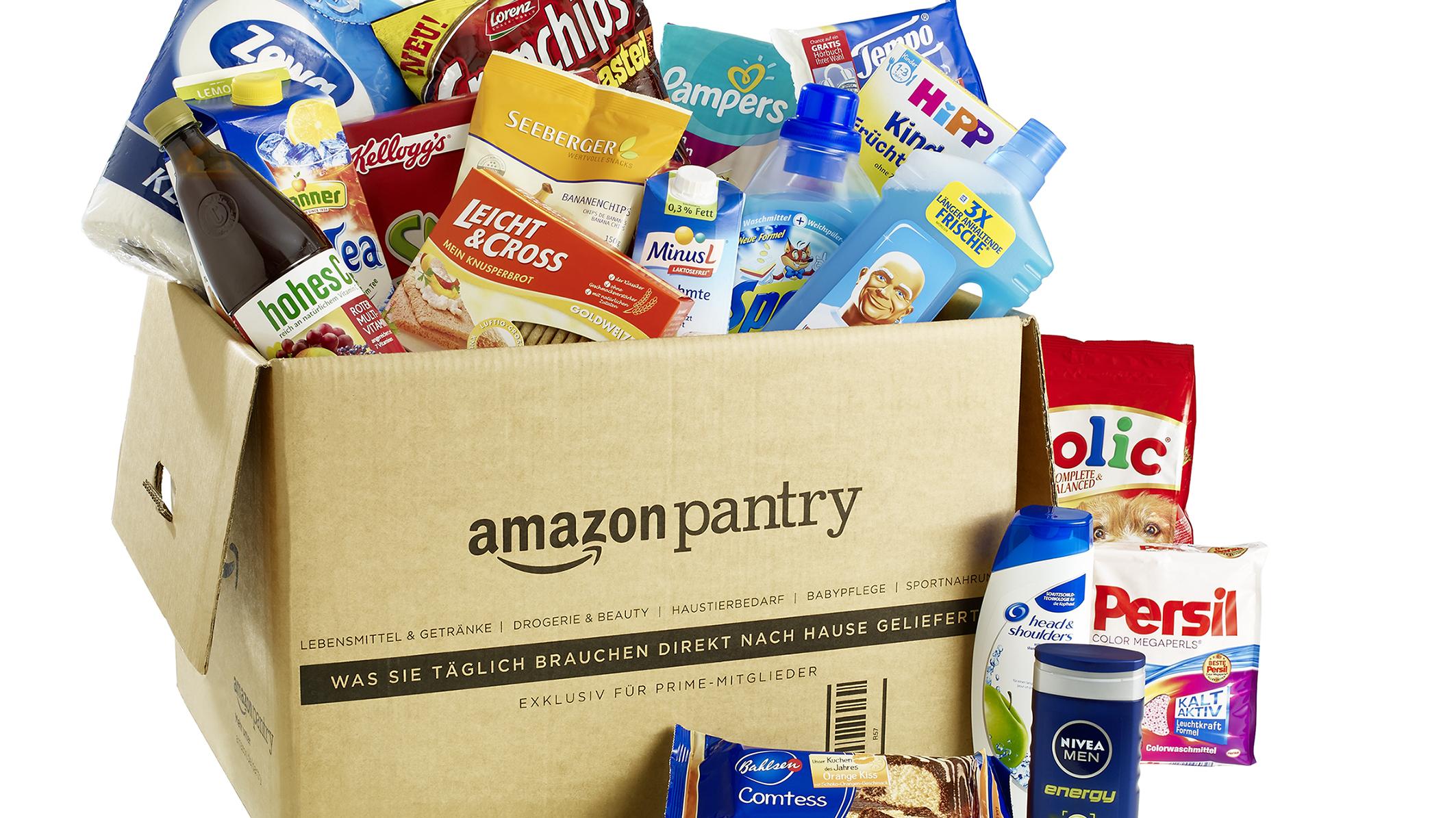 [Amazon Pantry] Aktionen kombinieren und Milch, Pesto und After Sun Lotion gratis erhalten (und mehr)
