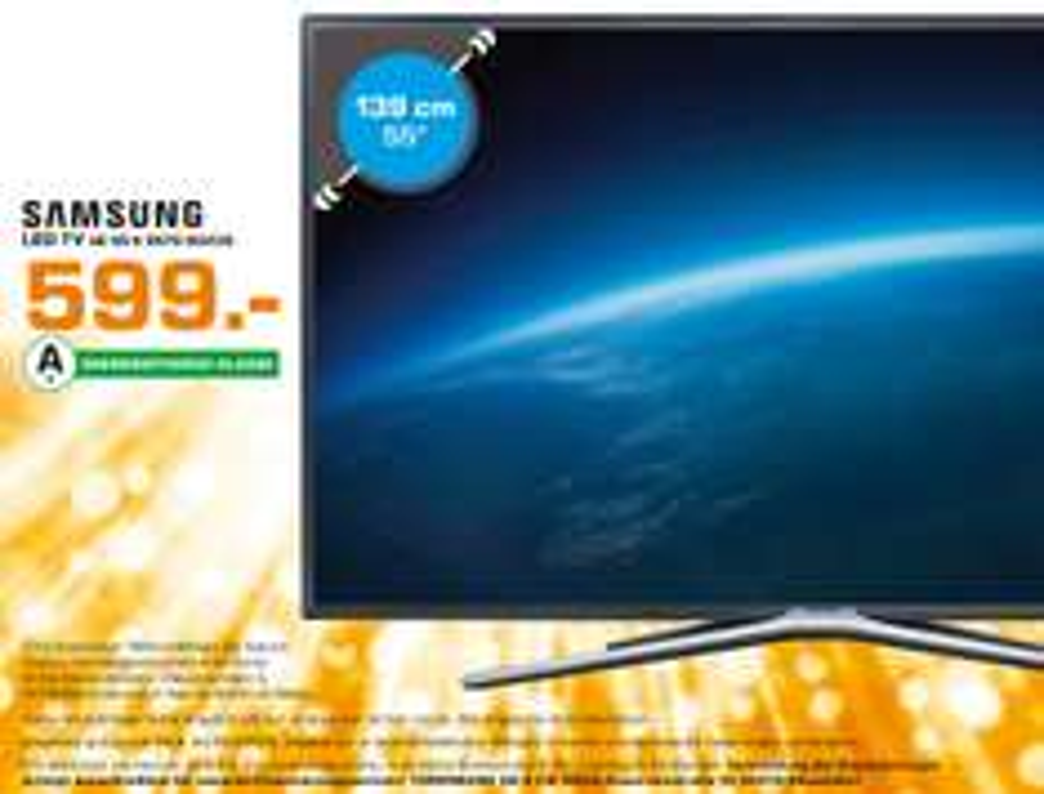 "[Saturn Berlin/Potsdam] Samsung UE55K5579 (55"", Full HD, Triple Tuner, Smart TV) für 599€"