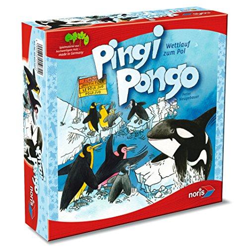 Noris Spiele Pingi Pongo für 6,42€ mit [Amazon Prime]