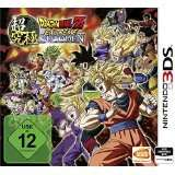 Dragon Ball Z - Extreme Butoden (Nintendo 3DS) für 9,99€ (Amazon Prime)