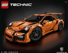HOT COLD LEGO Technic Porsche 911 GT3 RS 42056 £199.99