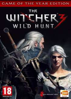 The Witcher 3 Wild Hunt GOTY (PC - GOG) für 23,99€ (CDKeys)