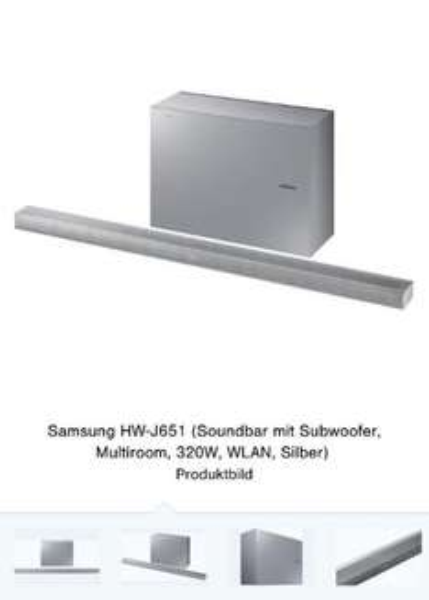 Samsung HW J651