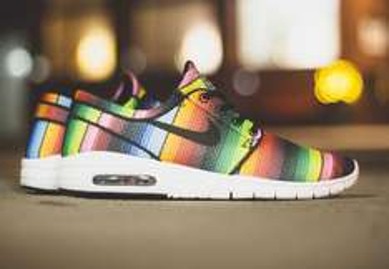 [YOOX.COM] Nike Stefan Janoski Max - multicolour-  für 59,- € inkl. Versand