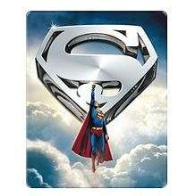 Die Supermann Spielfilm Collection 1-5 - Steelbook [Blu-ray] für 17,97€ (Amazon Prime)