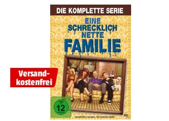 Eine schrecklich nette Familie - Staffel 1-11 (Komplett) [33 DVDs] für 29,- EUR inkl. Versand