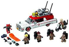 Lego Sammeldeal von Amazon.uk - z.B. LEGO® Ghostbusters 75828 Ecto-1 & 2